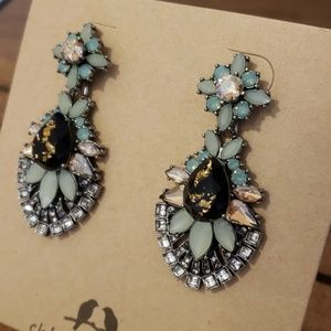 C+I Trevi Convertible Statement Earrings